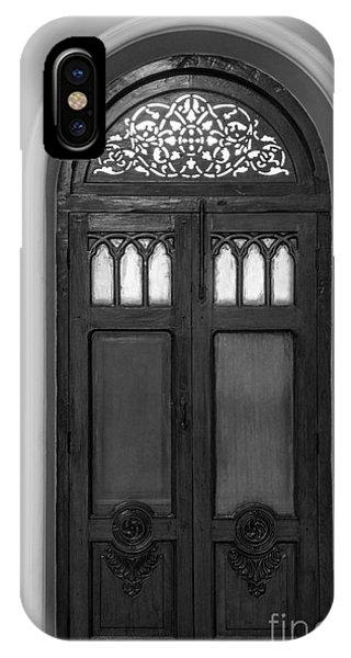 The Closed Door IPhone Case