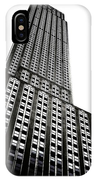 New York City iPhone Case - The Empire State Building by Natasha Marco