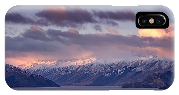 The Golden Hour IPhone Case