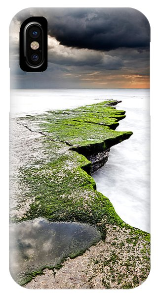 The Green Path IPhone Case