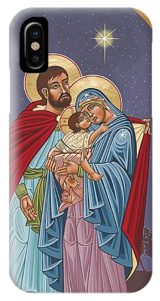 The Holy Family For The Holy Family Hospital Of Bethlehem 272 IPhone Case