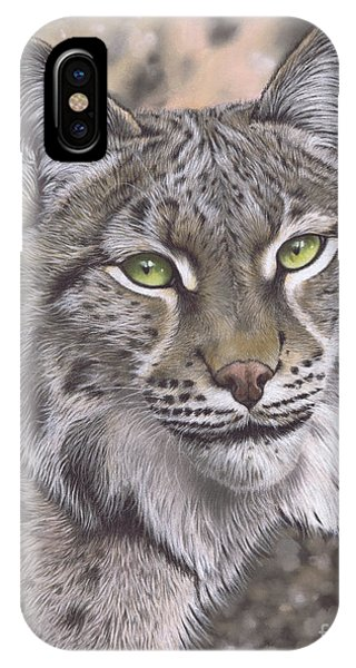 The Lynx Effect IPhone Case