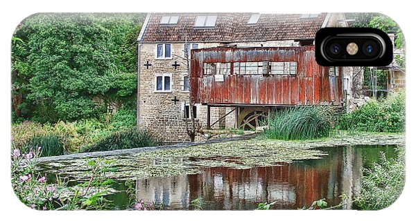 The Old Mill Avoncliff IPhone Case