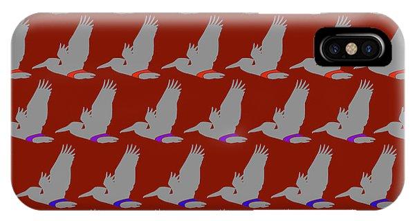 The Pelican Briefs IPhone Case