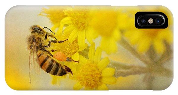 The Pollinator 2 IPhone Case
