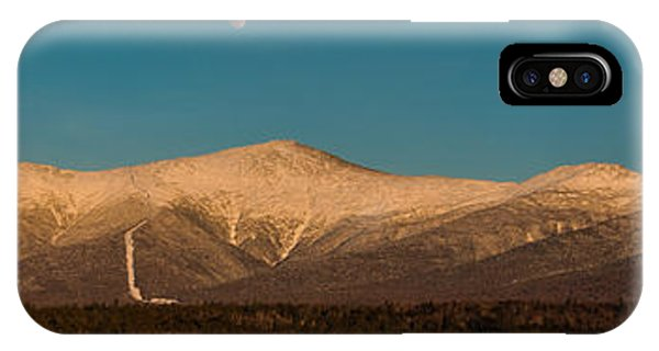 The Presidential Range White Mountains New Hampshire IPhone Case