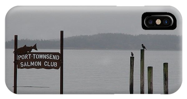 The Salmon Club IPhone Case