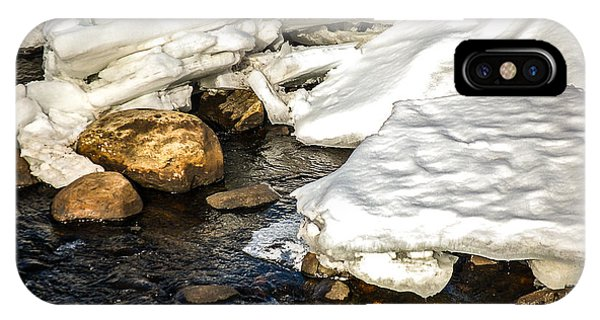 iPhone Case - The Stream by George Fredericks
