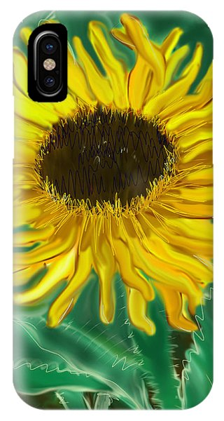 The Sun Thief IPhone Case