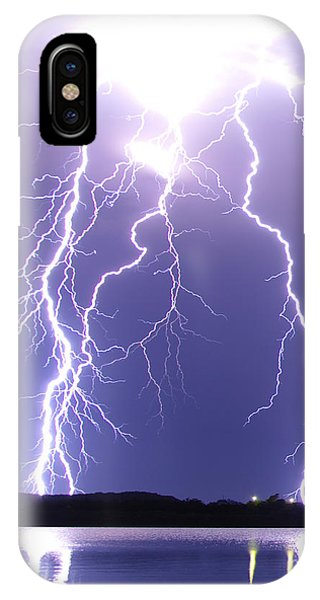 Thunderstruck IPhone Case