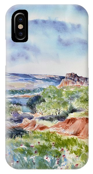 Timbercreek Canyon IPhone Case