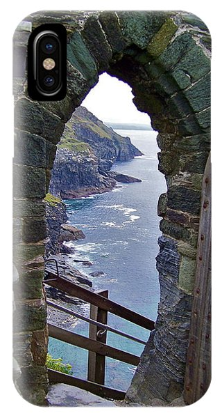 Tintagel Portal IPhone Case
