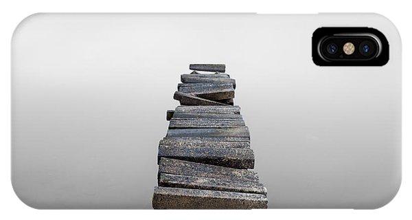 Loch Ard iPhone Case - To Infinity by John Farnan