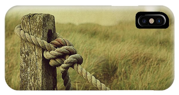 Grass iPhone Case - To The Lighthouse by Hannes Cmarits