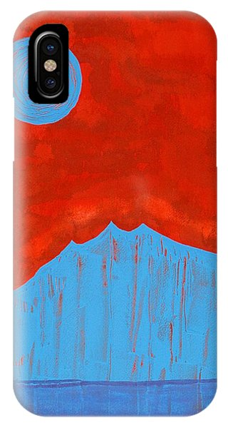 Tres Orejas Original Painting IPhone Case