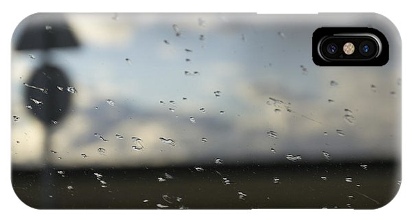 Trip And Rain IPhone Case