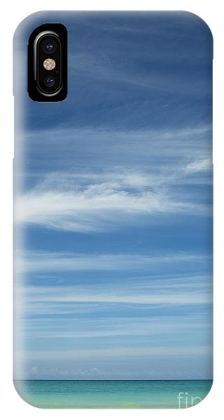 Tropical Ocean And Sky IPhone Case