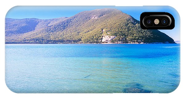 Wilsons Promontory iPhone Case - Tropical Water by Tim Hester
