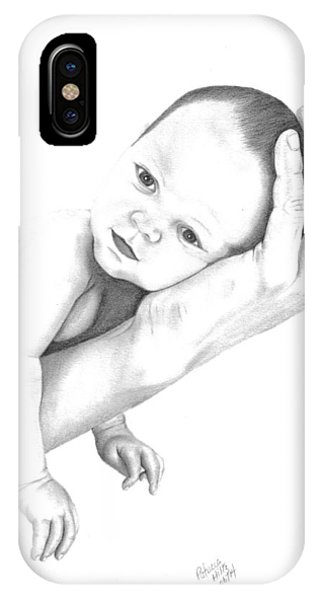 Trusting Innocence IPhone Case
