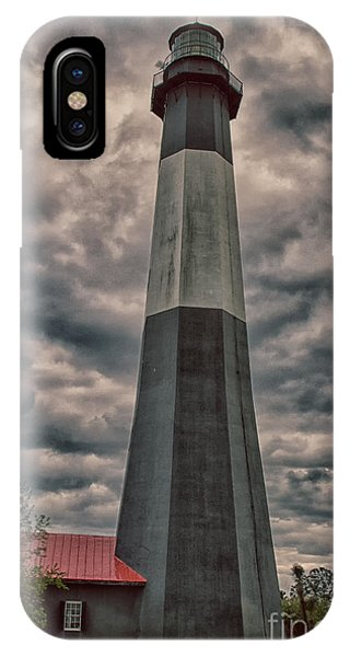 Tybee Island Lighthouse IPhone Case
