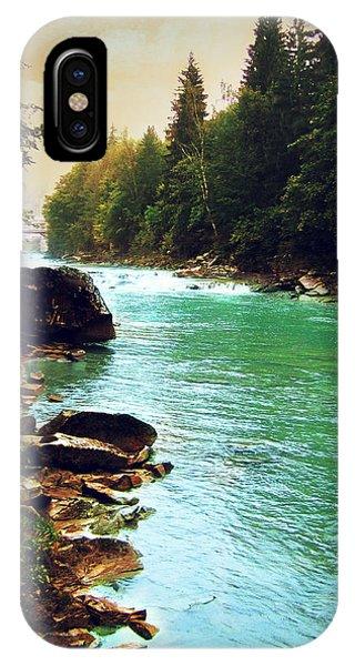 Ukrainian River IPhone Case