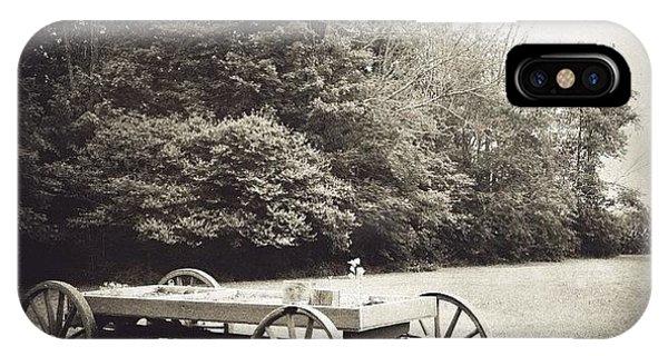 Ohio iPhone Case - Uncle Robert's Wagon by Natasha Marco