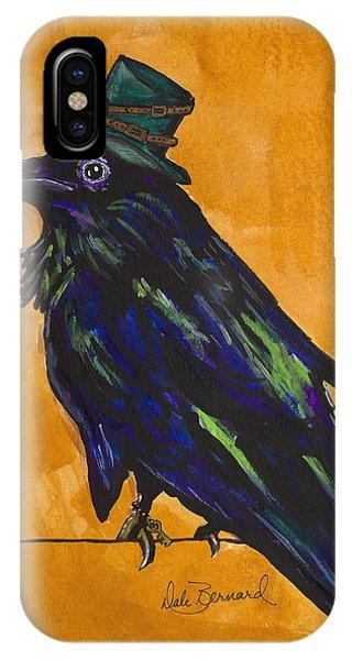 Uncommon Raven Love 4 IPhone Case