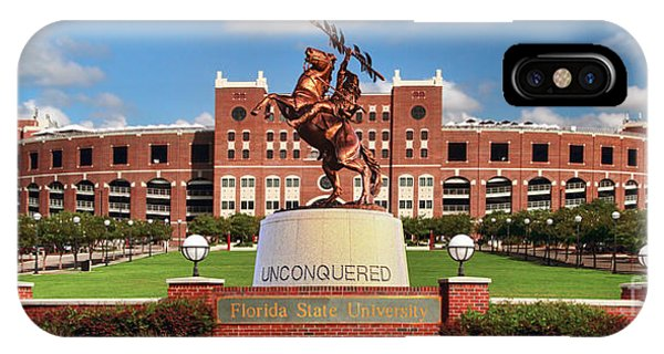 Unconquered IPhone Case