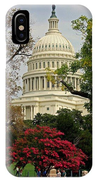United States Capitol IPhone Case