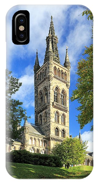 University Of Glasgow IPhone Case