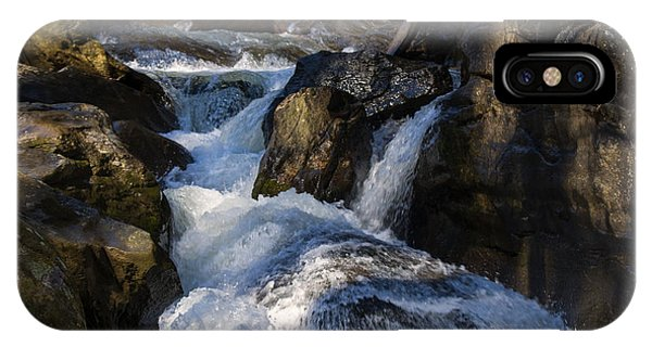 unnamed NC waterfall IPhone Case