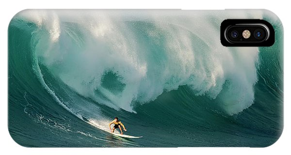 Surf iPhone Case - Untitled by David H Yang
