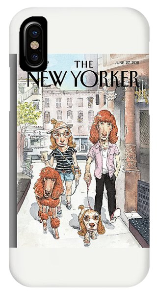 New Yorker June 27th, 2011 IPhone Case