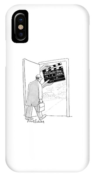 New Yorker November 28th, 2005 IPhone Case