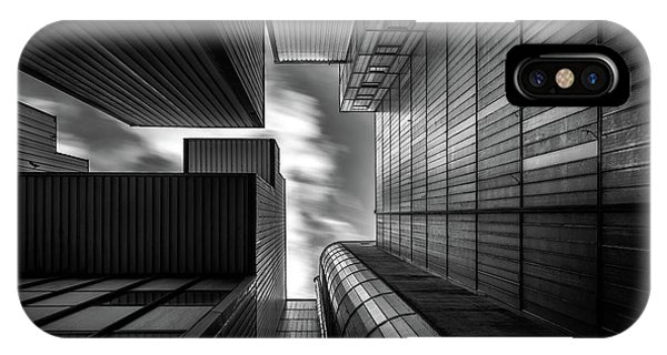 Facade iPhone Case - Untitled by Rafael Kos