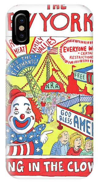 New Yorker September 24th, 2012 IPhone Case