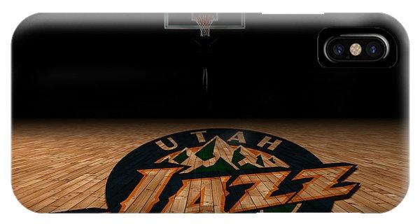 Utah Jazz IPhone Case