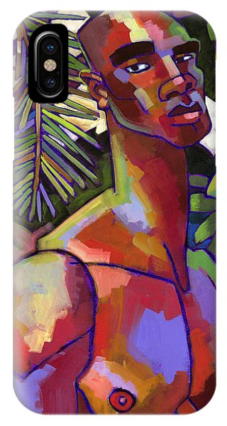 Figures iPhone Case - African Forest by Douglas Simonson