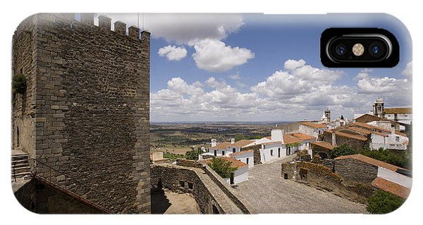Village Of Monsaraz Portugal Phone Case by Jim  Wallace