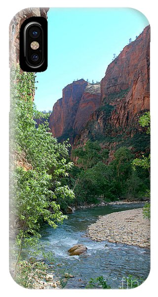 Virgin River Rapids IPhone Case