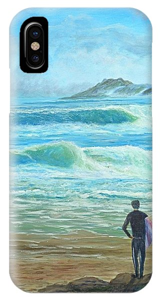 Wait For It---wait For It IPhone Case