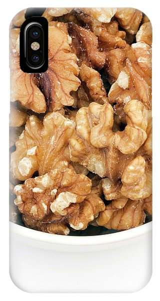 Walnuts Phone Case by Geoff Kidd/science Photo Library
