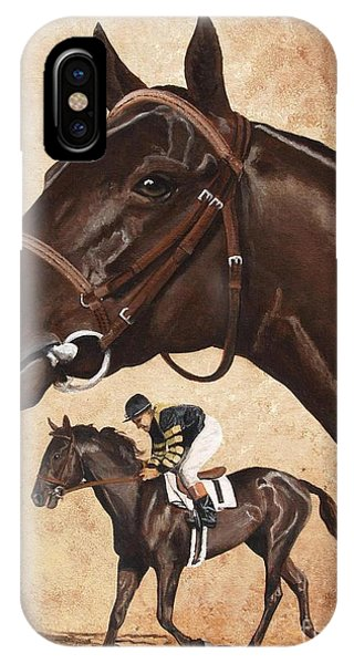 War Admiral IPhone Case
