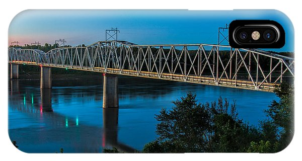 Washington Bridge IPhone Case