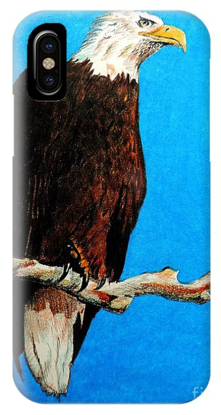 Watchful Eye IPhone Case