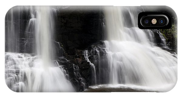 Waterfall 2 Phone Case by David Lester
