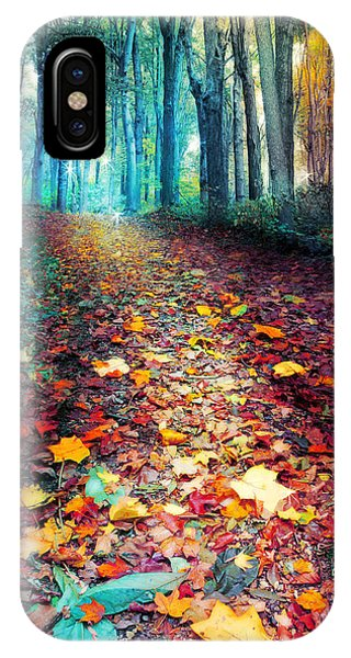 Where Leaves Gather IPhone Case
