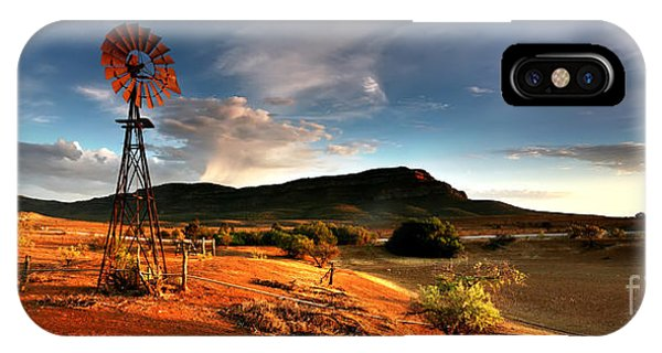 Wilpena Pound IPhone Case