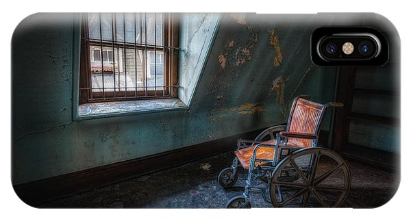 Nikon iPhone Case - Window Seat by Michael Ver Sprill