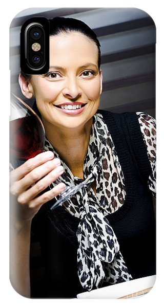 Cultivar iPhone Case - Wine And Food Critique  by Jorgo Photography - Wall Art Gallery